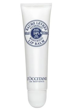L'Occitane Shea Butter Moisturizing Lip Balm available at #Nordstrom