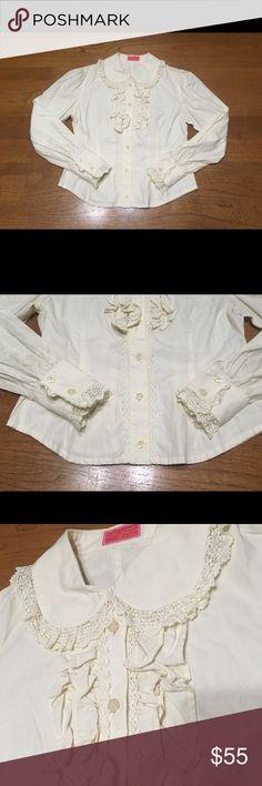 Baby The Stars Shine Bright Shirt Basically new long sleeve shirt by Baby the Stars Shine Bright Baby the Stars Shine Bright Tops Button Down Shirts