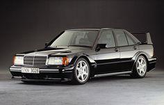 Mercedes 190E AMG EVO II    All AMGs are handcrafted ;)