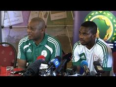 As Nigeria's national football team prepare for a showdown with Zambia on Friday as part of the Africa Cup of Nations, the club's coach Stephen Keshi says the team still needs to develop before it can return to the 'glory days' of Nigerian football. Duration:01:00.