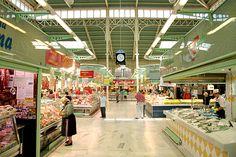 El Mercado del Fontan -Oviedo, Spain