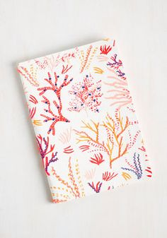 Eco Friendly Fashions - Take It or Reef It Notebook