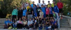 El nuevo club de balonmano también entrena en el Canal | La Voz de Rioseco