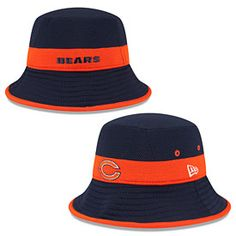 a9030076c1e Get this Chicago Bears Training Camp Reverse Bucket Hat at  ChicagoTeamStore.com