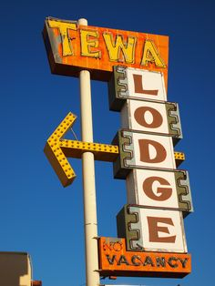 Tewa Lodge.....Route 66.....Albuquerque, New Mexico