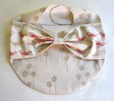 PDF+Bow+Bib+pattern++cute+japanese+inspired+by+CapeAdelinePatterns,+$6.00