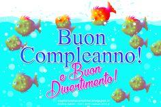 CDB CARTOLINE Compleanno per Tutti i Gusti! : BUON COMPLEANNO