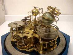 Clockwork orrery (11).MPG - YouTube