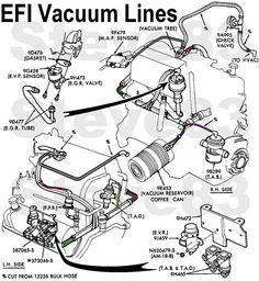 351 windsor vacuum lines - Ford Bronco Forum   bronco info ...