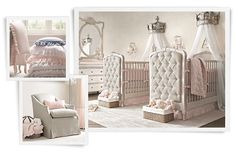 Rooms | Restoration Hardware Baby & Child These are so beautiful and WAY too expensive