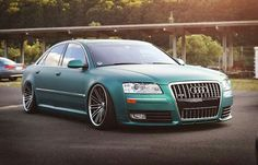 Audi s8 tunning