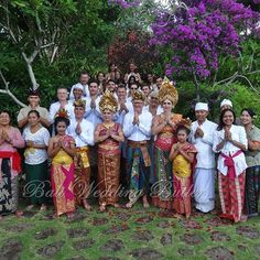 GROUP  PHOTO Wedding Update - New Year 2016 Balinese Villa Wedding Blesssing.  Valerine and Bruce Family (Double Couple) in the Blessed Monring of Bali on December 31, 2015. Happy Couple and Happy Guest who experienced the majestic Balinese Blessing Ceremony in Bali island. Contact us : +62851 004 75548 / info@baliweddingbutler.com
