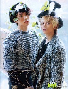 SHINee - Vogue Magazine