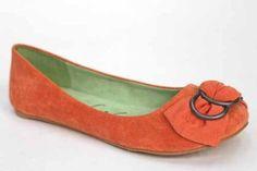 Amazon.com: Blowfish Sassa Womens Vintage Flat Ladies Pump Shoes: Shoes $55