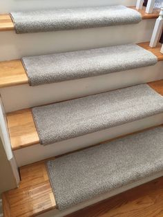 Montauk Linen Short Shag True Bullnose™ Padded Carpet Stair Tread – For Safety Comfort Dog Cat Pet (Sold Each) – shag carpet Plush Carpet, Shag Carpet, Beige Carpet, Diy Carpet, Rugs On Carpet, Carpet Ideas, Carpets, Brown Carpet, Modern Carpet