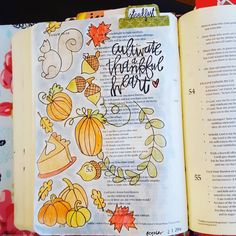 Bible Journaling by @sarahmichelle_hy