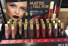 Spotted: NEW Milani Fall 2016 Limited Edition Amore Matte Lip Cremé Collection (Ten New Shades) | Nouveau Cheap