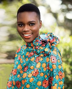 Shaunette Renée Wilson wearing Marc Jacobs Spring '18, photographed by Kwaku Alston, styled by Jason Rembert for the Hollywood Reporter