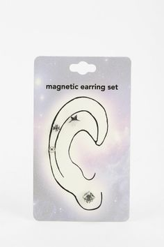 Magnetic Earring Set