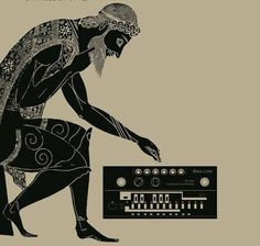 Hercules and Love affair Roland Tb 303, Deco Studio, Band Photos, Music Images, Hercules, Electronic Music, Painting Inspiration, Techno, Cd Cover