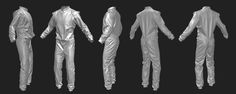 Race suit. MD. WIP.