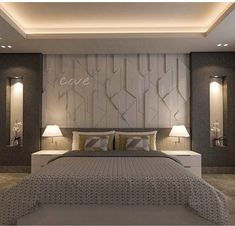 40 Incredible Master Bedroom Design Ideas For Residence Wardrobe Design Bedroom, Luxury Bedroom Design, Master Bedroom Interior, Modern Bedroom Decor, Bedroom Furniture Design, Master Bedroom Design, Contemporary Bedroom, Bedroom Red, Marble Bedroom