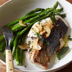 5 Super Fast and Unfussy Fish Dishes | FWx