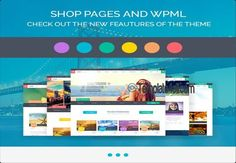 Premium Themes - Travel Wordpress Theme #travel #wordpress #premium #wordpressthemes