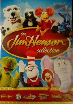 The Jim Henson Collection Dvd 6 Children's Classics