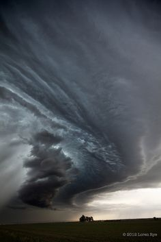 "Thunderstorm, by Loren Rye Photo. Whoaaaaa...... God is POWERFUL. Do I hear an ""amen""?"