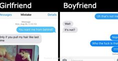 WTF Texts That Ruined Relationships