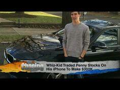 Whiz Kid Makes $300,000 Trading Penny Stocks - http://www.pennystockegghead.onl/uncategorized/whiz-kid-makes-300000-trading-penny-stocks/