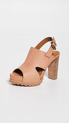 04da4a9c52f1 SEE BY CHLOÉ Brooke Platform Sandals. #seebychloé #shoes See By Chloe,  Sandals