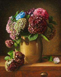 Paintings by Dutch Artist Jan Teunissen Paintings