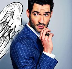 Tom Ellis Aka Lucifer