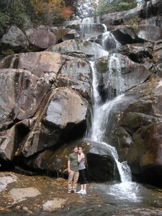 hiking trip. Ramsey Cascades - Gatlinburg, Tennessee #fall #ExpediaThePlanetD
