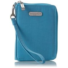 Baggallini Passport Case, Dolphin, One Size