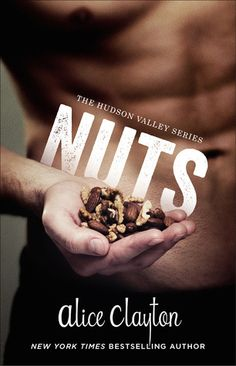 Nuts by Alice Clayton Funny, quirky, romantic, steamy (at times), a bit sad (also at times), Nuts has it all. Roxie, a Hollywood private chef, goes home to small town U.S.A. to help her mom out and run the diner while she is gone. Roxie never wanted to go back, but meets Farmer Leo when he delivers organic walnuts to the diner. Leo is former wall street, but loves small town U.S.A. Roxie and Leo were such a hot couple. Just love the nickname, Sugar Snap!!