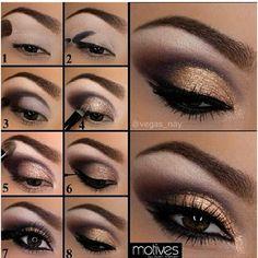 Make up Tutorial ! ❤️