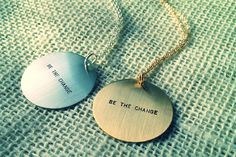 Be the Change with Nashelle! 100% of the net proceeds benefit Feed the Hungry to empower women across the globe to start small businesses and provide for their families.
