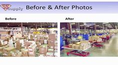 As part of 5S Supply's Photo Challenge, Frank Gorena describes how the team transformed their Final Staging Area.