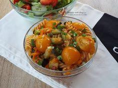 Paste rapide cu legume-One Pot Pasta-Video • Retetele mele dragi