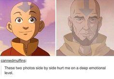 The Most Saddest Avatar Fan Art Ever!