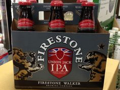 Firestone IPA  https://www.facebook.com/pages/Avas-Downtown-Market-Deli/326790720682124?ref=hl