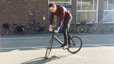 Lekker sunny lekker winter lekker een nieuwe fiets by joeyrietveld