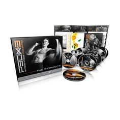 Tony Horton's DVD Workout - Base Kit Get ripped in 30 minutes a day, using Tony Horton's breakthrough Muscle Acceleration system. combines a highly P90x Workout, Workout Guide, Workout Videos, Workout Dvds, Cardio, Exercise Videos, Tony Horton, Ripped In 30, Burn Calories