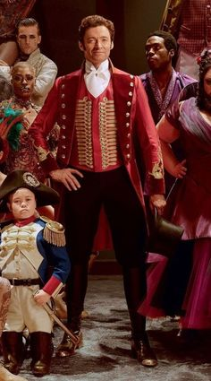 Can't wait until he's new movie The Greatest Showman