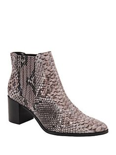 python leather boots - Brown Zeferino DXEXsLP2