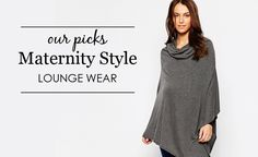 Get ready for Fall with our favroite Maternity Lounge Wear - Project Nursery