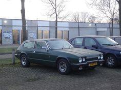 Reliant Scimitar Apeldoorn
